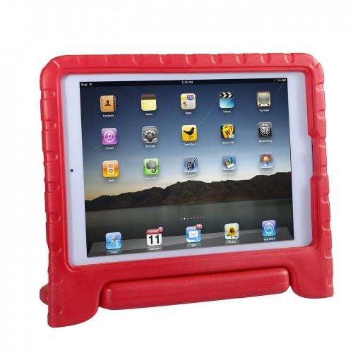 iPad 9.7 (2017) / (2018) kinderhoes rood (ook geschikt voor iPad Air 1)