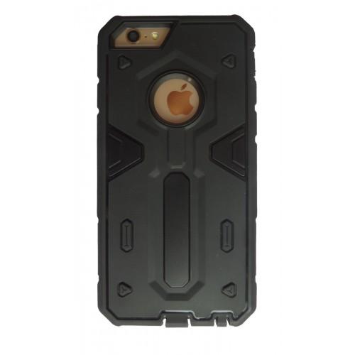 XF Rugged Armor case voor de Apple iPhone 6 / 6S zwart