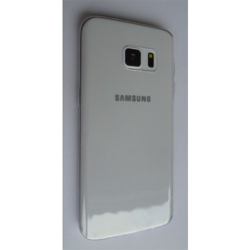 Zeer dun Siliconen Gel TPU Samsung Galaxy S7 transparant hoesje case cover