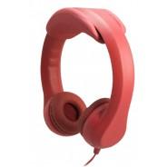 Grixx kinderkoptelefoon rood - de ideale koptelefoon voor Het Jonge Kind (HJK)