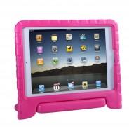 iPad 9.7 (2017) / (2018) kinderhoes roze (ook geschikt voor de iPad Air 1)