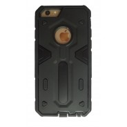 XF Rugged Armor case voor de Apple iPhone 6 / 6S zwart