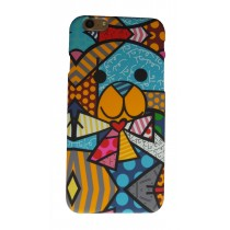 Britto case iPhone 6 Plus en iPhone 6S Plus Beertje