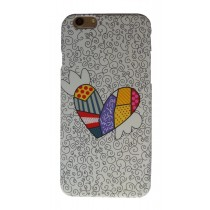Britto case iPhone 6 Plus en iPhone 6S Plus Hartje