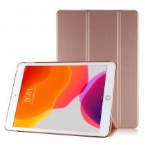 Dasaja premium vouwbare hoes voor iPad 10.2 (2019) roze