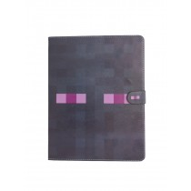 iPad Air 2 Minecraft case zwart