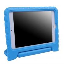 iPad mini 4 / 5 hoes kinderen blauw