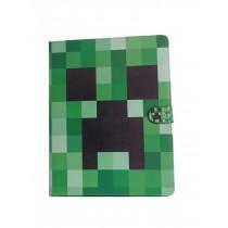 iPad Pro 9.7 Minecraft case groen