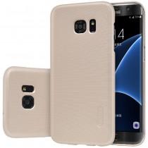 Nillkin Frosted Case Samsung Galaxy S7 Edge goud