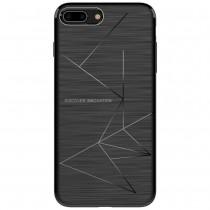 Nillkin Magic Case iPhone 8 Plus zwart Magnetisch hoesje