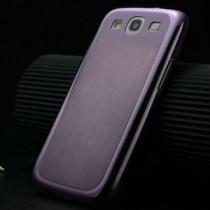 Samsung Galaxy S3 aluminium hoesje paars