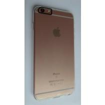 Zeer dun Siliconen Gel TPU iPhone 6 Plus / 6S Plus transparant hoesje met verstevigde camera opening