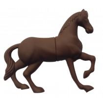 USB-stick paard bruin 8 GB