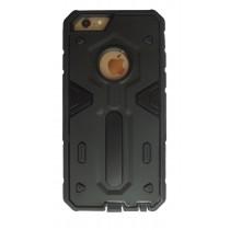 XF Rugged Armor case voor de Apple iPhone 6 Plus / 6S Plus zwart