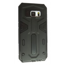 XF Rugged Armor case Samsung Galaxy S7 Edge zwart