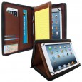 Universele Tablet folio case / hoes voor 8.9'' tot 10,5'' tablets / iPads zwart
